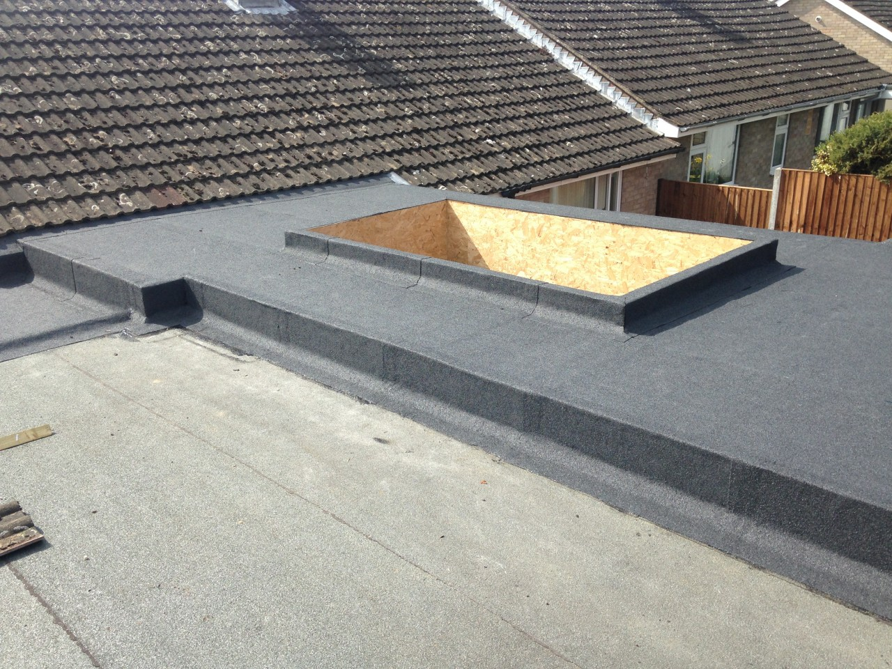 Nvq Level 2 Built Up Bituminous Roofing Eastern Region