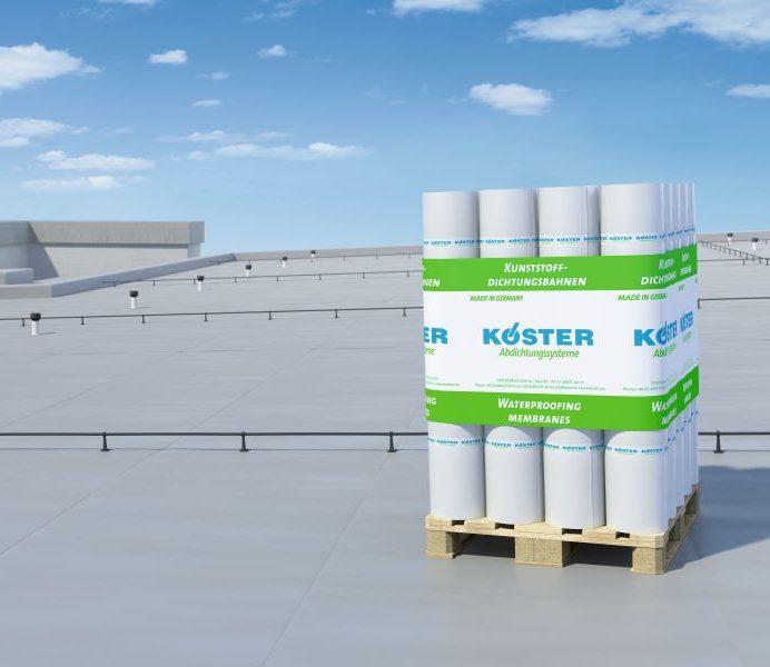 Koster Single Ply Applicator Training Eastern Region Roof Training